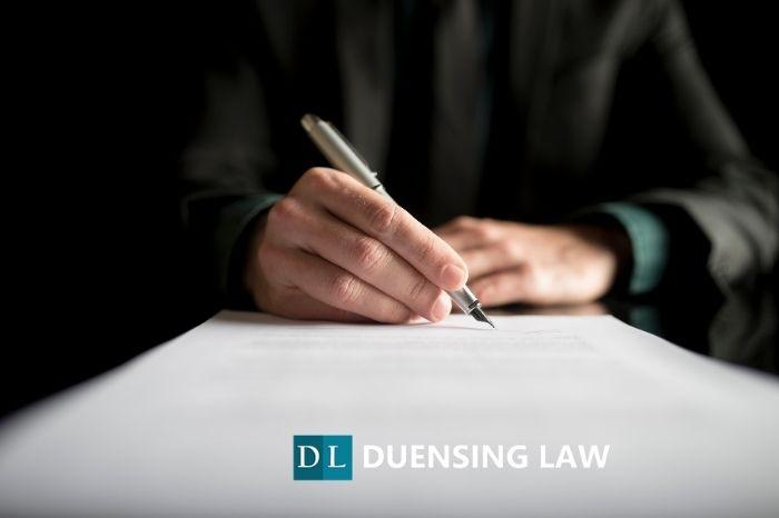 Toronto wills lawyer